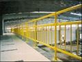 玻璃钢护栏格栅型材 2