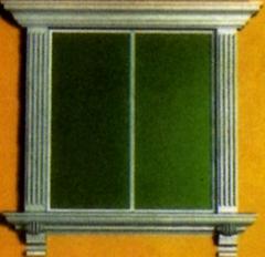 玻璃鋼GRC裝飾線條羅馬柱