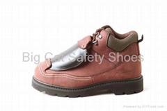 Safety Metetarsal Boots (ASTM)