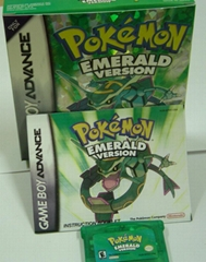 new GBA games of 256 cap