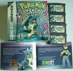 New GBA Games - Pokemon