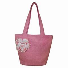 Paper Straw Handbag