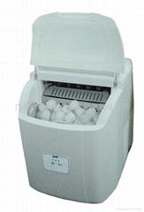 白雪小型臺式製冰機