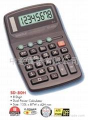 檯式計算器