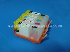 HP364/564/178/862填充墨盒
