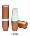 aluminum oxidation finish lipstick tube,mascara tube,eyeliner tube,cream jar,etc 3
