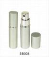 aluminum oxidation finish lipstick tube,mascara tube,eyeliner tube,cream jar,etc 2