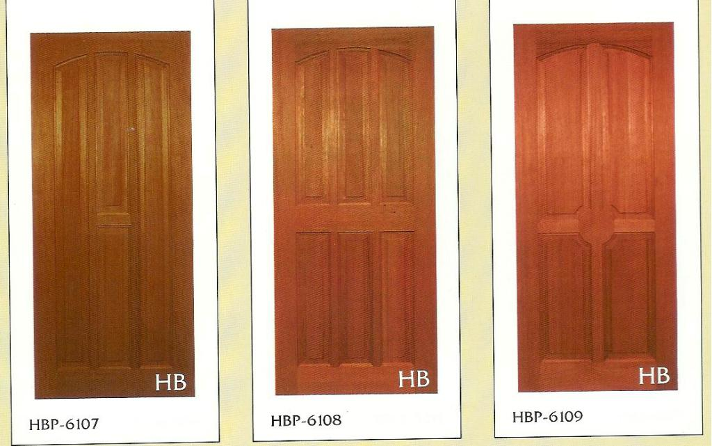 Meranti Solid Timber Door Taiwan Manufacturer Wooden