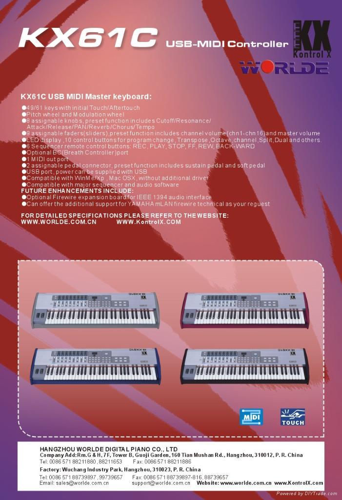 MIDI controller 2