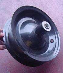 metal rim for hand truck