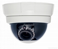 720P Mega Pixel CMOS HD Indoor Dome IP Camera