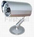 Waterproofing  IR CCD Camera