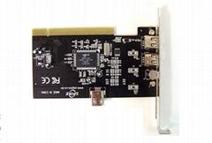 1394 PCI Card