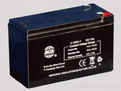12V7Ah電動滑板車蓄電池