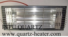 Carbon fiber quartz heater with CE and ROHS certification