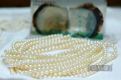 海水珍珠項鏈