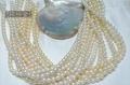 海水珍珠项链