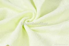 竹棉缎档浴巾