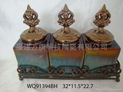陶瓷釉水产品