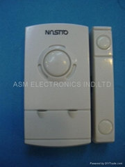 Wireless Alarm & Door Chime