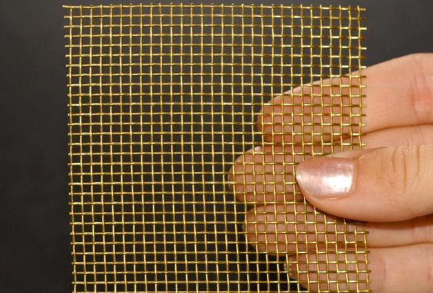 Brass wire mesh china manufacturer