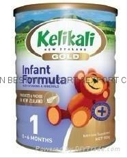 Kerikari infant formula powder