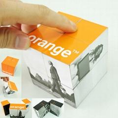 AD. Magic Cube