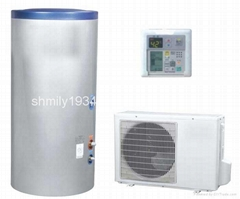 domestic water heater heat pump