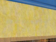 离心玻璃棉板、管、毯等保温材料