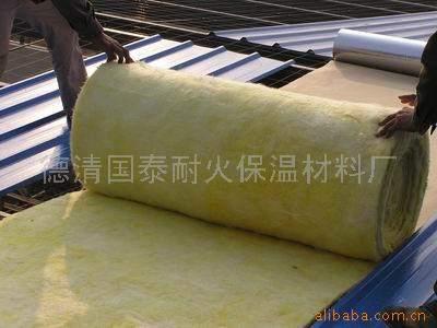 离心玻璃棉板、管、毯等保温材料 3