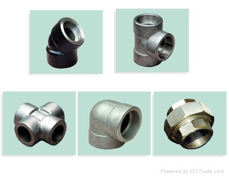 pipe fitting-- 1
