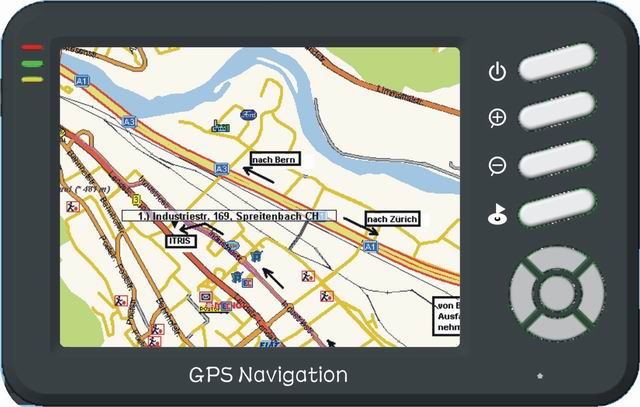 Portable GPS 1