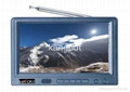7-Inch Stand-alone TFT-LCD TV/Monitor/Media Player