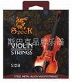 中软合金小提琴琴弦