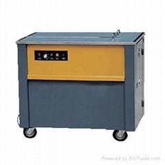 高台打包机-派克龙包装机械-桌面捆扎机-自动打包机
