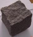Granite cobble and cube
