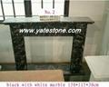 Granite Fireplace 2