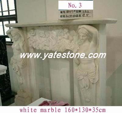 Granite Fireplace 3