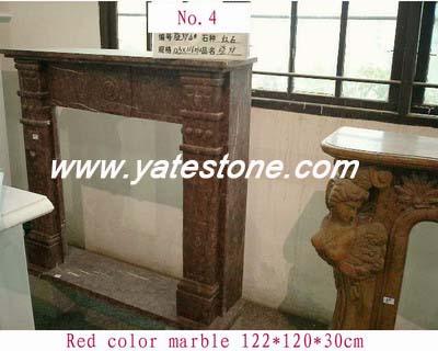 Granite Fireplace 4