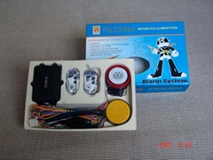 Alarm (Motorcycle/ Electric Scooter alarm System)