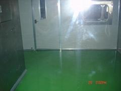 惠州环氧树脂自流平地坪