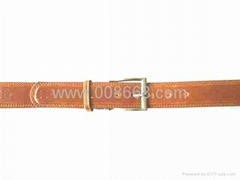 PU-coated Men's Belts with competitive Low Price