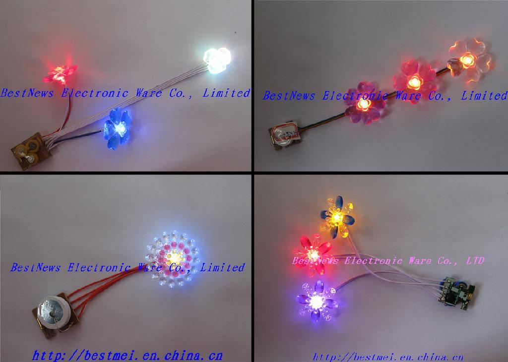 Delightful LED Blinking Shoe Light For Light Up Shoes 1 ...