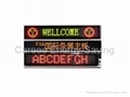 Double Color LED Display