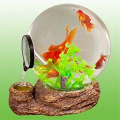 新新微型活水鱼缸系列