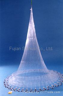 Cast nets shihua china manufacturer pumps vacuum for Diy cast net