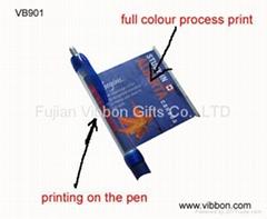 banner ball pen