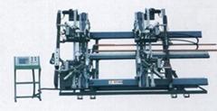 four point welding machine