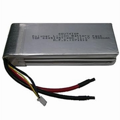 11.1V 3300mAh 20C LiPo Battery Pack for RC Model