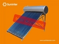 Integrated Pressurized Solar Water